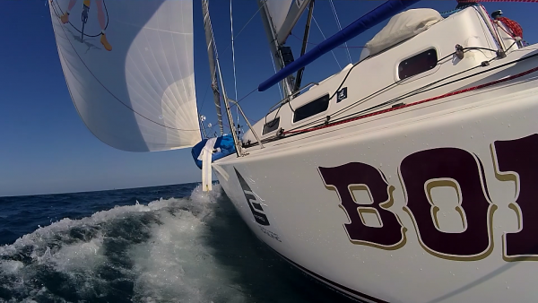 Rolex Fastnet Race – 2hard double handed sailing