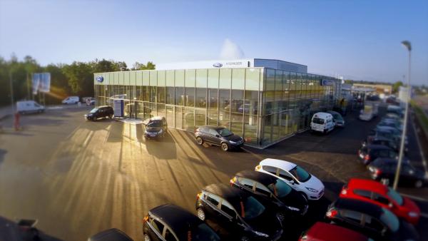 Autohaus Ford-Subaru Aiginger