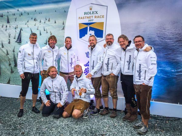 Rolex Fastnet Race – sail4one – Godspeed
